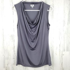Worthington Draped Tank